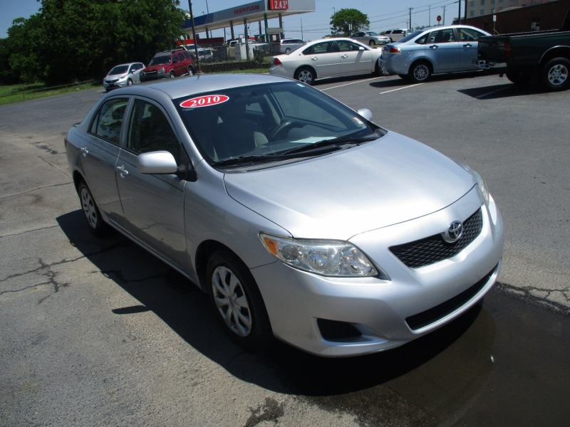 Toyota Corolla 2010 price Call for Price