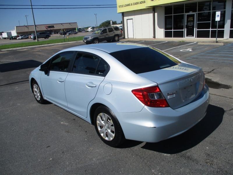 Honda Civic Sdn 2012 price Call for Price
