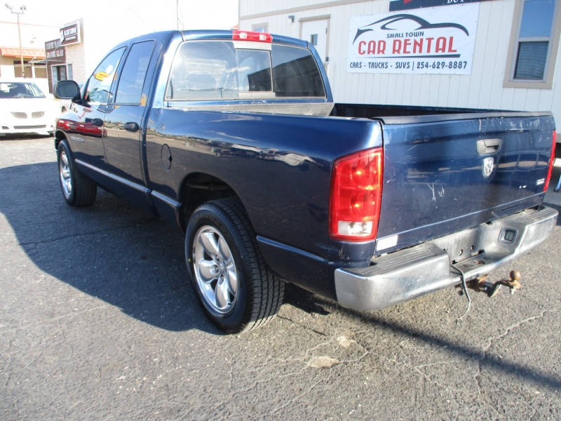 Dodge Ram 1500 2005 price Call for Price