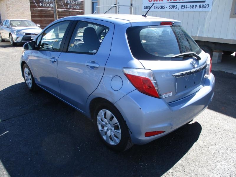 Toyota Yaris 2014 price Call for Price