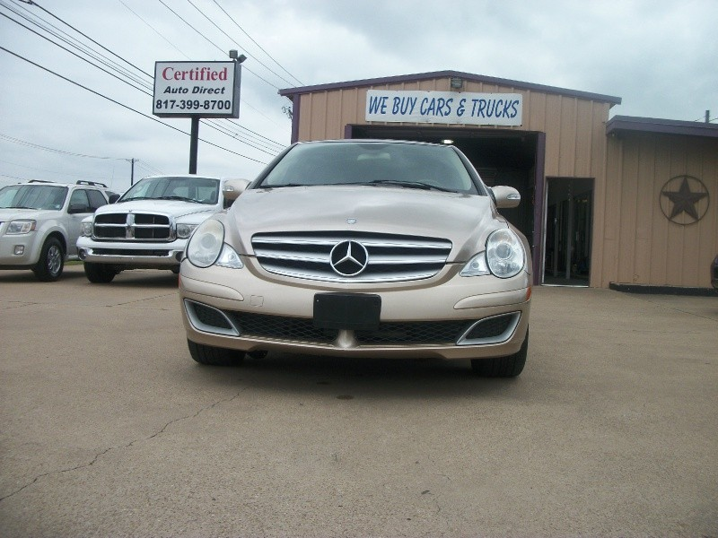 Mercedes-Benz R-Class 2006 price Call for Price