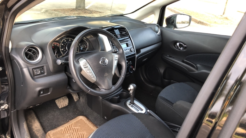 Nissan Versa Note 2015 price $5,999