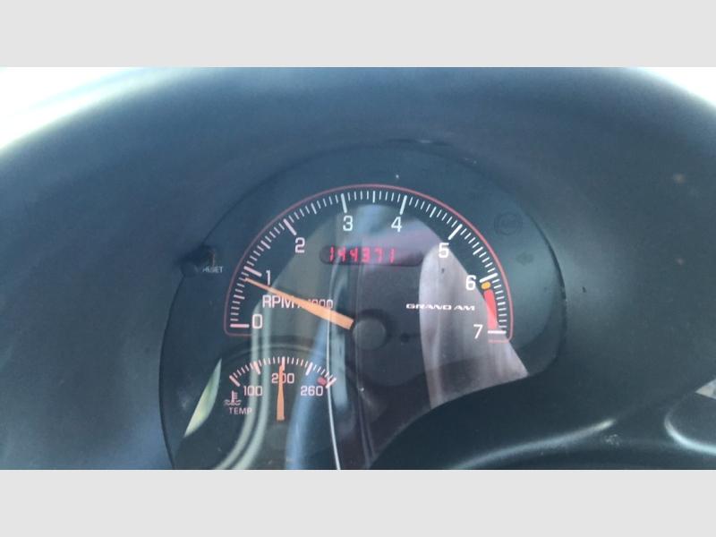 Pontiac Grand Am 2004 price $2,750