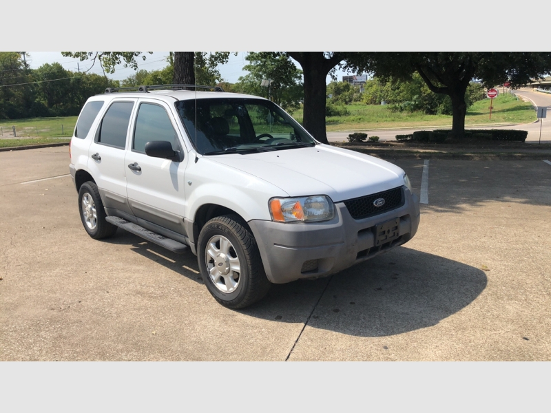 Ford Escape 2002 price $3,999