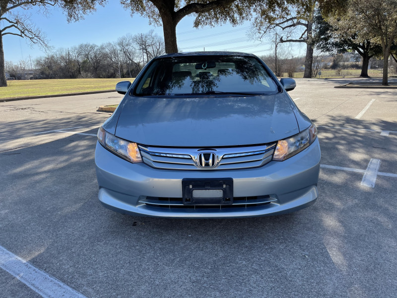 Honda Civic Hybrid 2012 price $6,999
