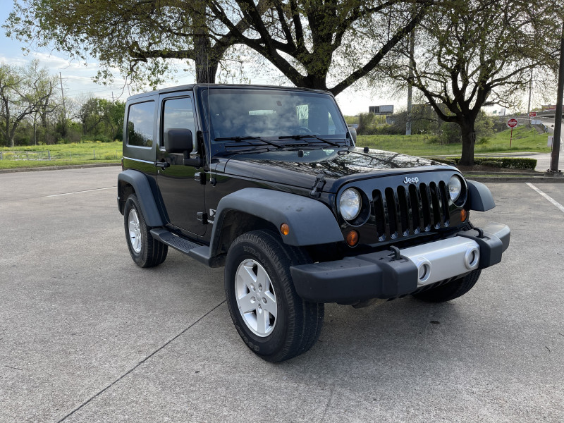 Jeep Wrangler 2009 price $14,999