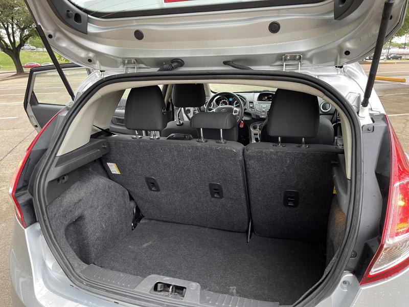 Ford Fiesta 2019 price $9,450