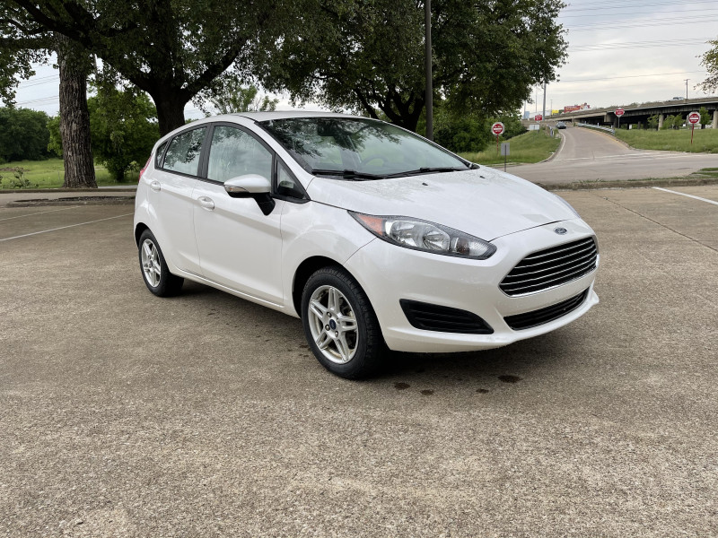 Ford Fiesta 2018 price $0
