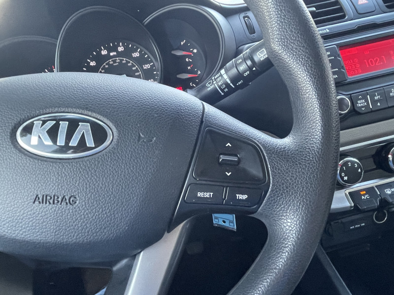Kia Rio 2015 price $6,999