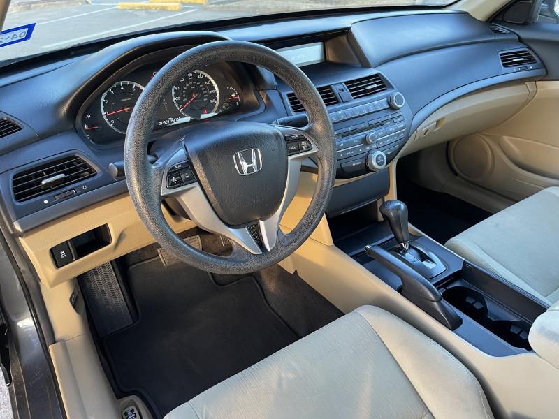 Honda Accord Cpe 2012 price $7,750
