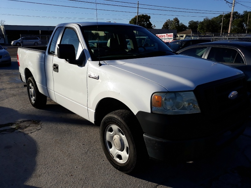Ford F-150 2007 price $5,750