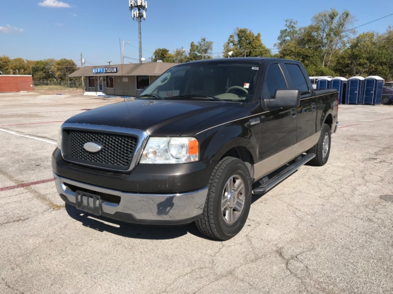 Ford F-150 2007 price $8,900 Cash