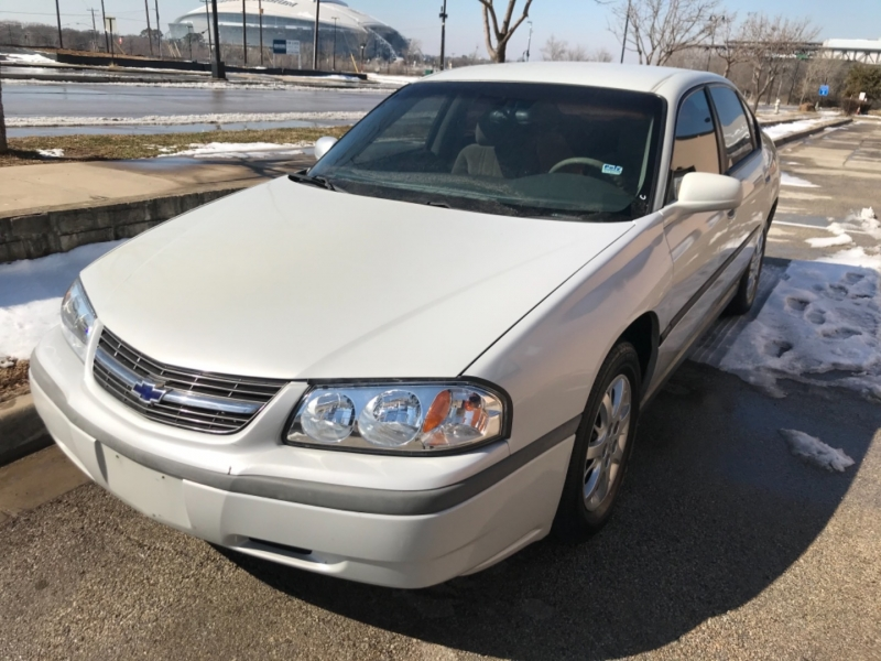Chevrolet Impala 2004 price $2,500 Cash