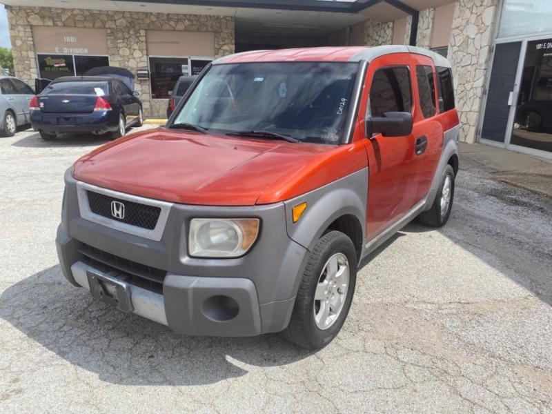 Honda Element 2003 price $3,495 Cash