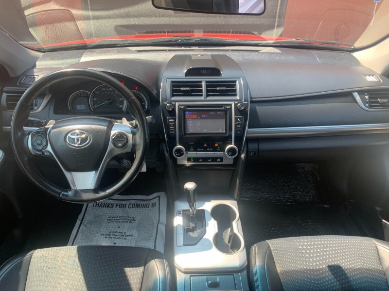 Toyota Camry 2012 price $13,500