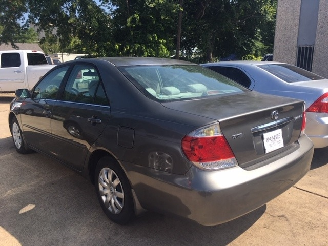 Toyota Camry 2005 price $4,584