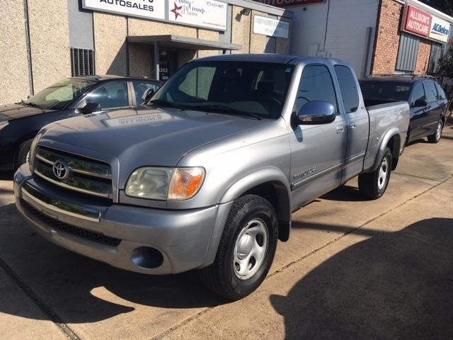 Toyota Tundra 2005 price $6,875