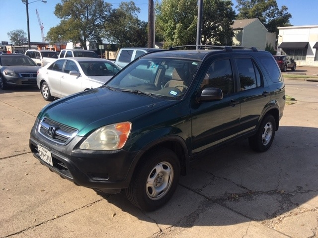 Honda CR-V 2004 price $3,996