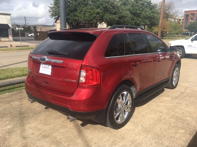 Ford Edge 2013 price $14,296