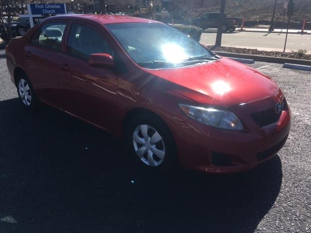 Toyota Corolla 2010 price $4,596