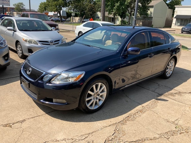 Lexus GS 350 2007 price $9,496