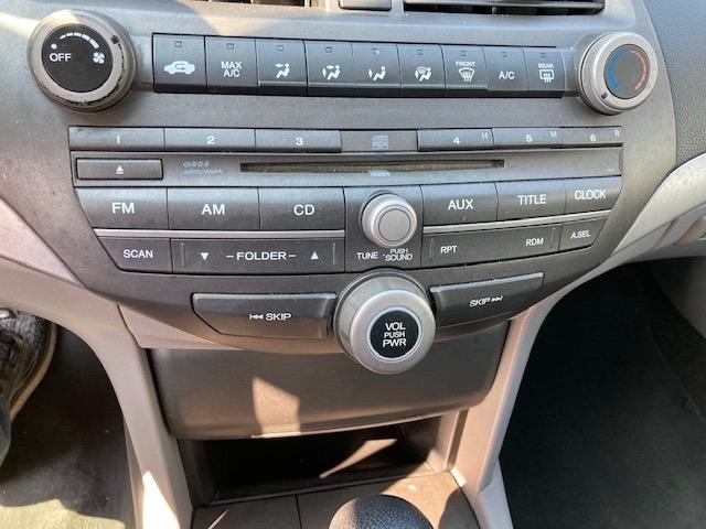 Honda Accord Sdn 2011 price $7,996