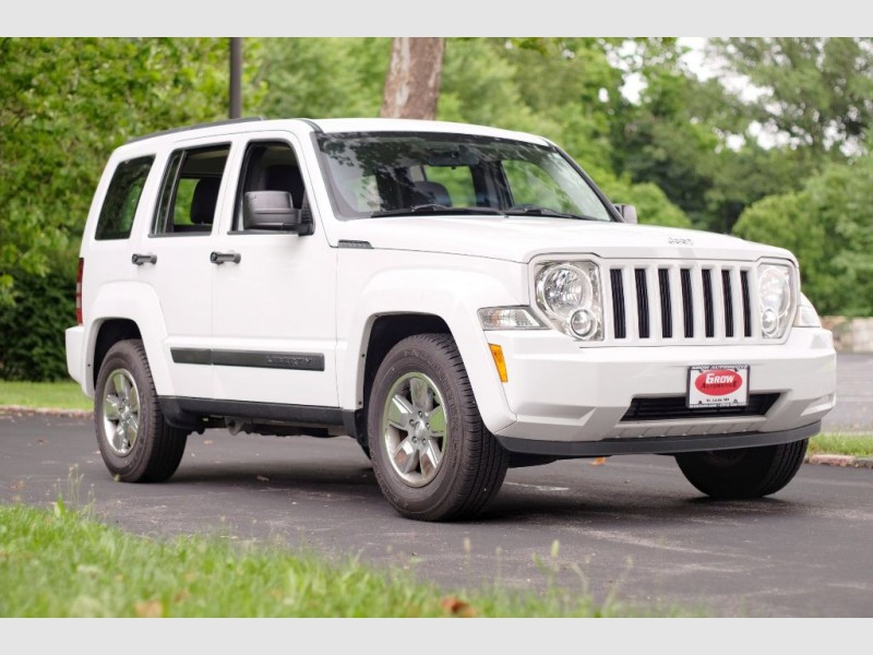 JEEP LIBERTY 2012 price $7,639