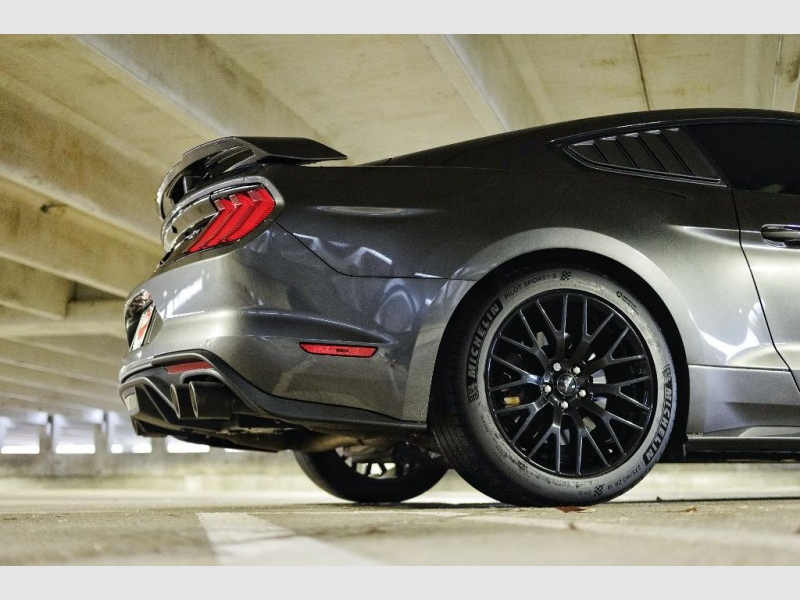 FORD MUSTANG 2018 price $33,997