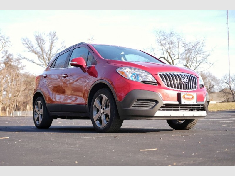Buick Encore 2014 price $10,690