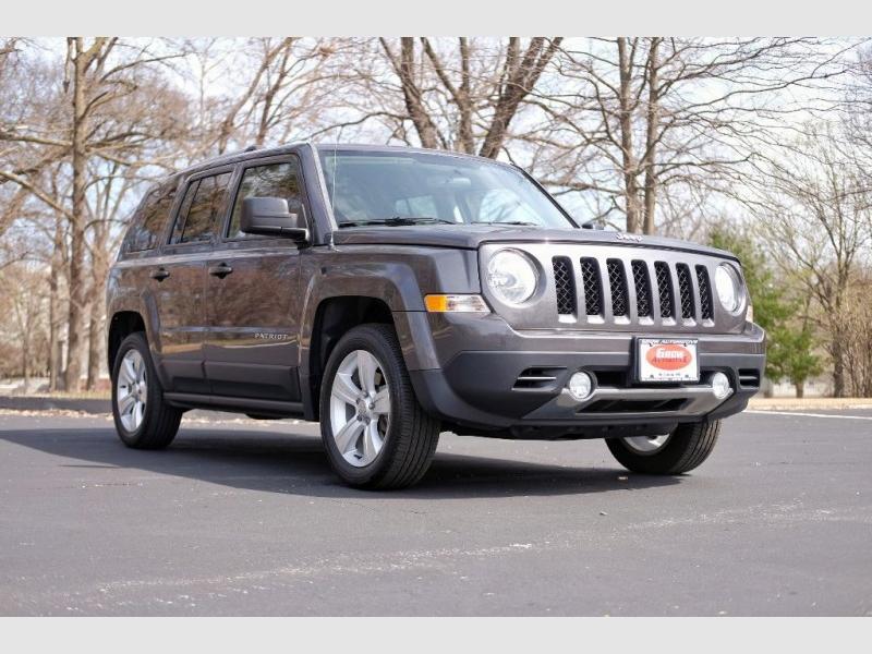 Jeep Patriot 2015 price $12,953
