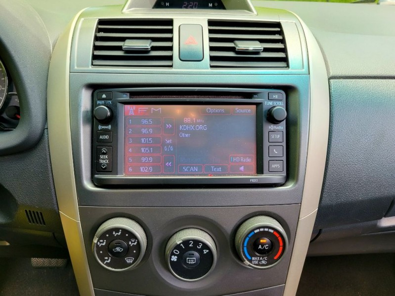 Toyota Corolla 2012 price $2,700 Down