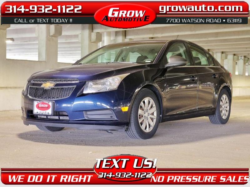 Chevrolet Cruze 2011 price $7,852