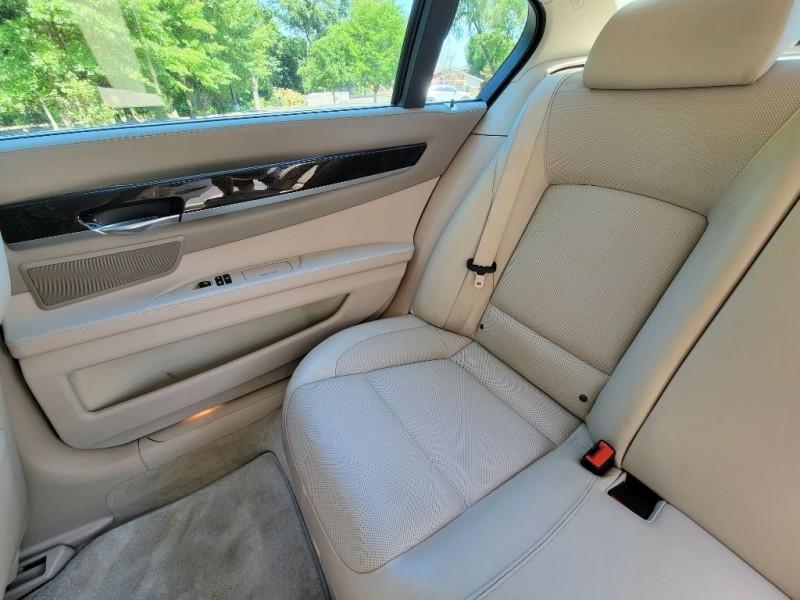 BMW 7-Series 2012 price $14,970