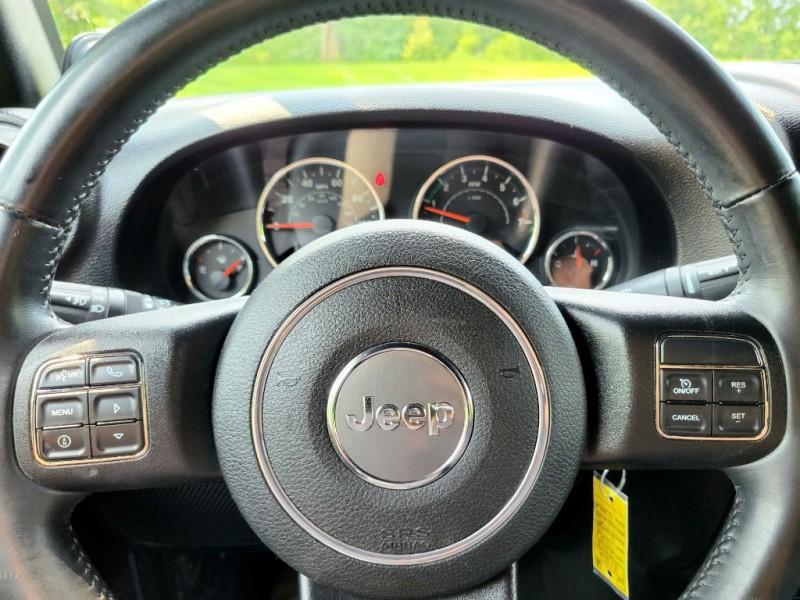 Jeep Wrangler Unlimited 2013 price $27,240