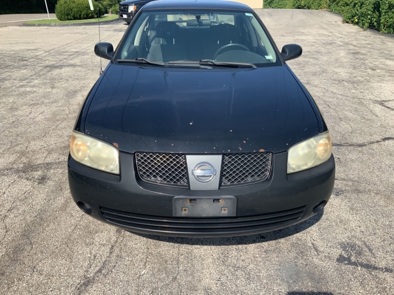 Nissan Sentra 2005 price $1,800