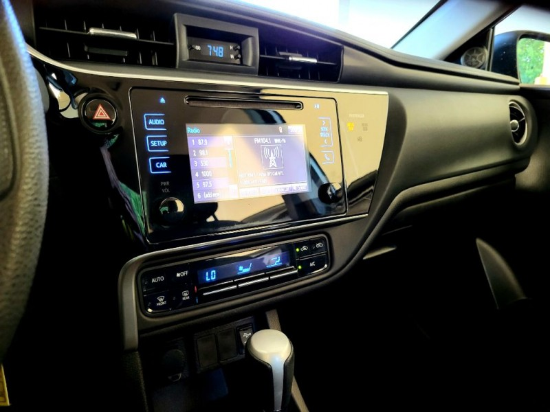 Toyota Corolla 2017 price $15,970