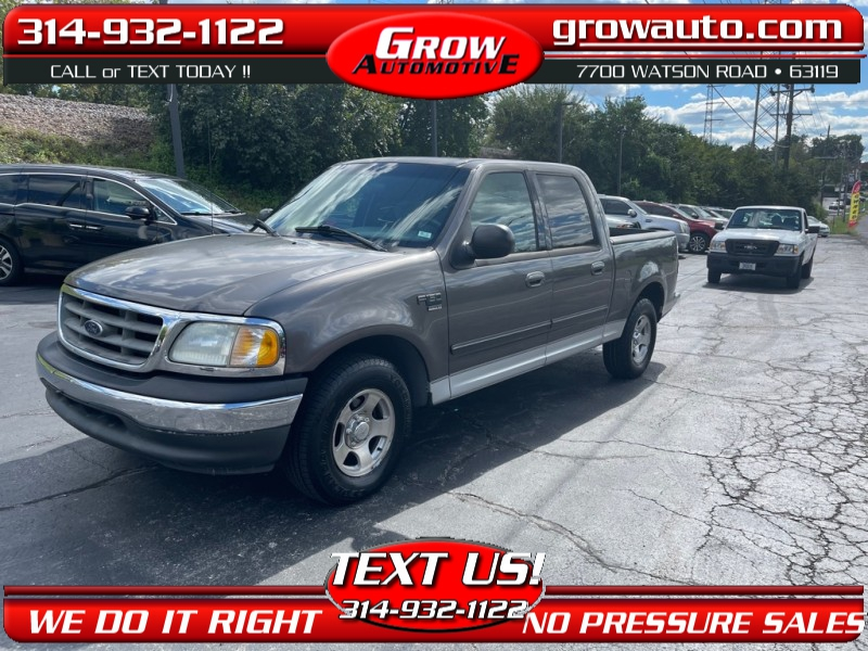 Ford F-150 2003 price $8,580
