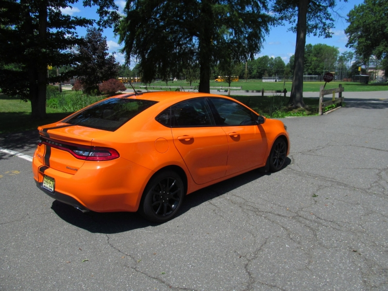 Dodge Dart 2013 price $10,250