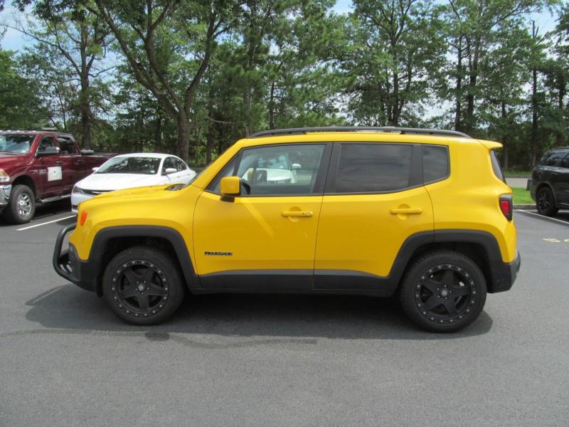 Jeep Renegade 2016 price $18,495