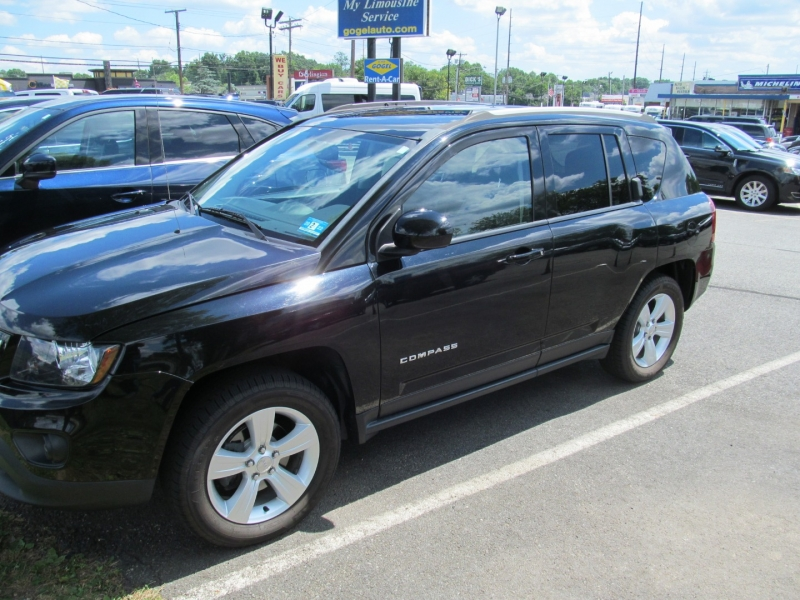 Jeep Compass 2015 price $12,850