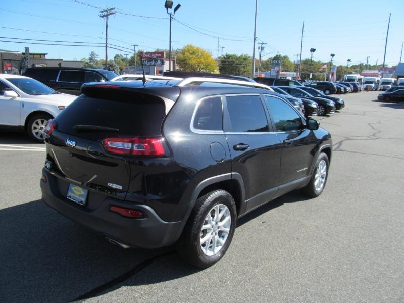 Jeep Cherokee 2016 price $17,250