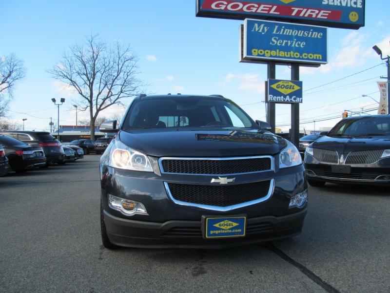 Chevrolet Traverse 2012 price $7,975