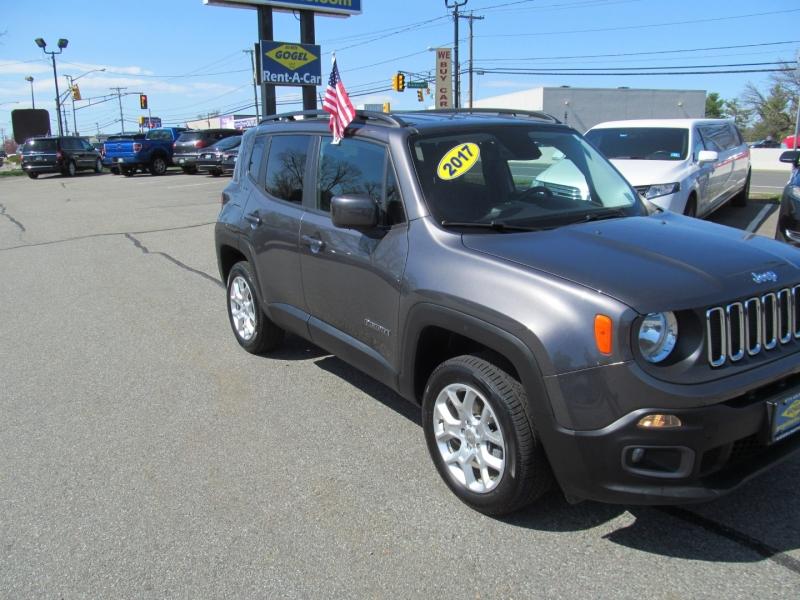 Jeep Renegade 2017 price $18,800