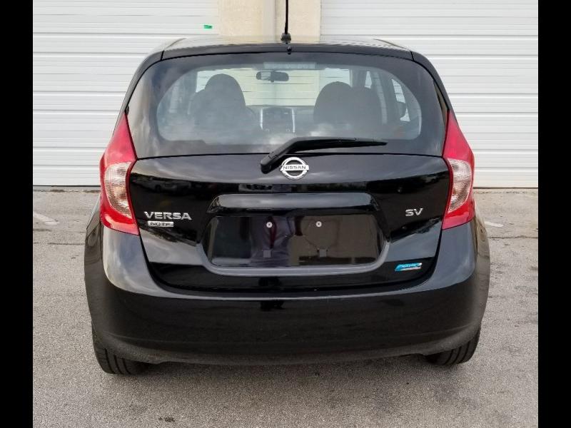 Nissan Versa Note 2014 price $4,900 Cash