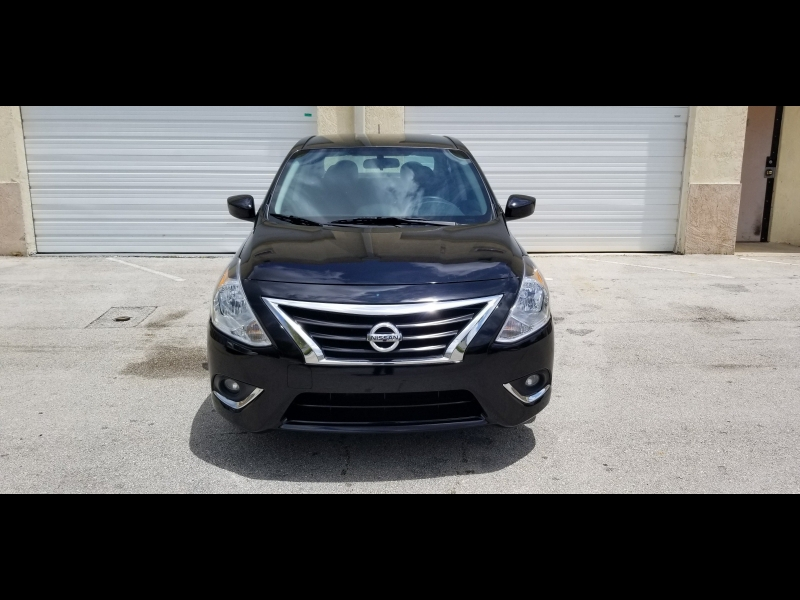 Nissan Versa 2016 price $4,600 Cash