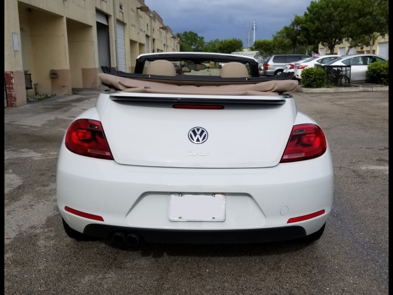 Volkswagen Beetle 2016 price $12,900 Cash
