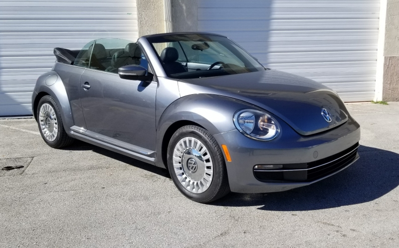 Volkswagen Beetle 2013 price $10,900 Cash