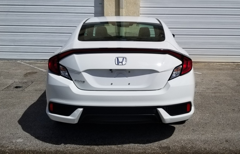 Honda Civic Coupe 2016 price ASK FOR PRICE