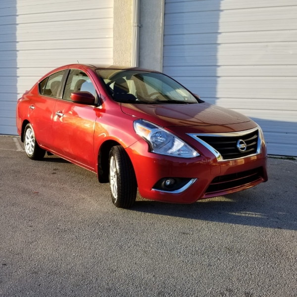 Nissan Versa 2018 price $6,900 Cash
