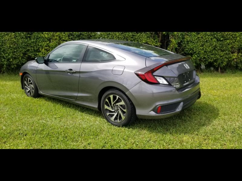 Honda Civic Coupe 2018 price $10,600 Cash